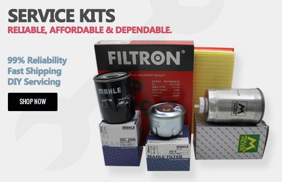 Shop for Allmakes Packed Service Kits